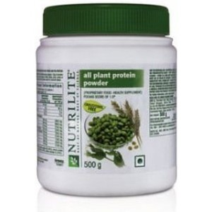 Buy Amway Nutrilite All Plant Protein- 500gm - Nykaa