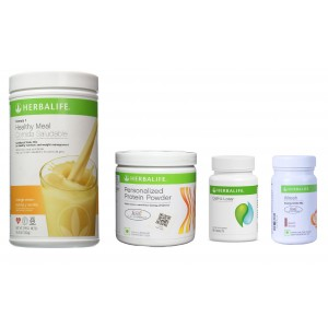 Buy Herbalife Weight Loss Pack- Orange Cream, Cell-U-Loss, Protein Powder & Elaichi - Nykaa