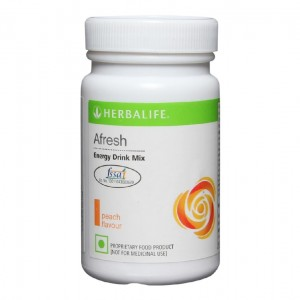 Buy Herbalife Afresh Peach 1 Pc - Nykaa