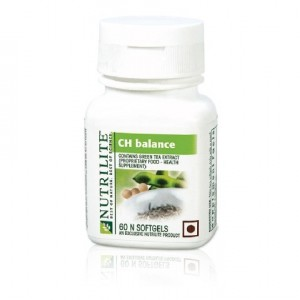 Buy Herbal Amway Nutrilite CH Balance - 60 Softgels - Nykaa