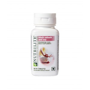 Buy Amway Nutrilite Black Cohosh and Soy - 90 Tablets - Nykaa
