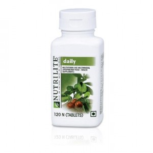 Buy Herbal Amway Nutrilite Daily - 120 Tablets - Nykaa
