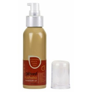 Buy Omved Kushala Body & Bath Oil - Nykaa