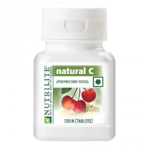 Buy Amway Nutrilite Natural C (120 Tablets) - Nykaa
