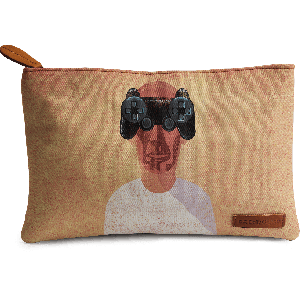 Buy DailyObjects Second Life Carry-All Pouch Medium - Nykaa