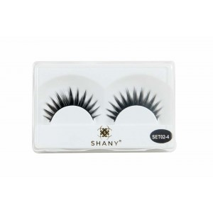 Buy Shany Luminous Lashes - SET02-4 - Nykaa