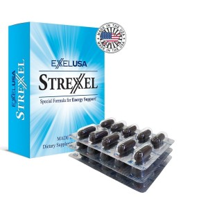 Buy ExxelUSA Strexxel (Special Formula For Energy Support) - Nykaa