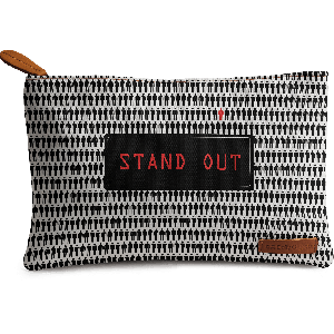 Buy DailyObjects Stand Out Carry-All Pouch Medium - Nykaa