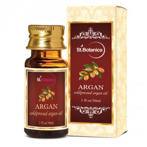 Buy Herbal St.Botanica Argan Pure Coldpressed Carrier Oil - Nykaa