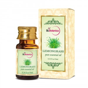 Buy St.Botanica Lemongrass Pure Aroma Essential Oil  - Nykaa