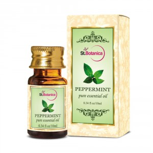 Buy St.Botanica Peppermint Pure Aroma Essential Oil  - Nykaa