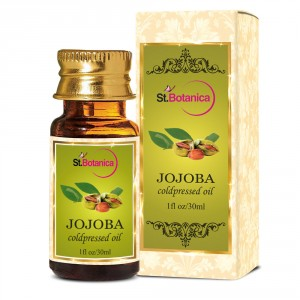Buy St.Botanica Jojoba Pure Coldpressed Carrier Oil - Nykaa