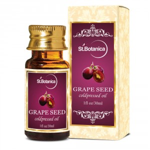 Buy St.Botanica Grape Seed Pure Coldpressed Carrier Oil - Nykaa