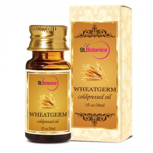 Buy Herbal St.Botanica Wheatgerm Pure Coldpressed Carrier Oil - Nykaa