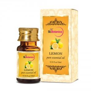Buy St.Botanica Lemon Pure Aroma Essential Oil - Nykaa