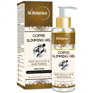 Buy St.Botanica 4D Coffee Slimming Gel - Anti Cellulite & Skin Toning - Nykaa