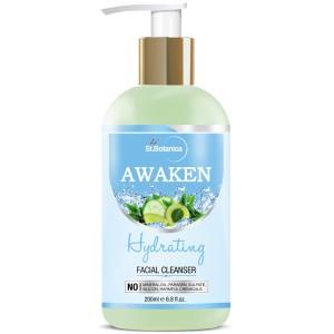 Buy St.Botanica Awaken Hydrating Facial Cleanser - Nykaa