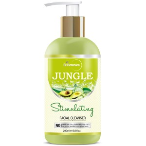 Buy St.Botanica Jungle Stimulating Facial Cleanser - Nykaa