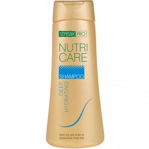 Buy Streax PRO Nutri Care Deep Hydrating Shampoo - Nykaa