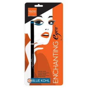 Buy VLCC Enchanting Eyes Kohl - Blue - Nykaa