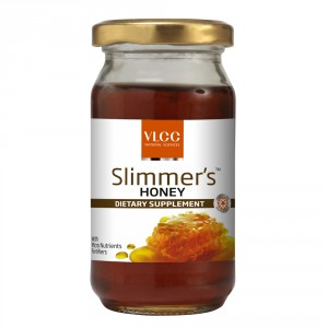 Buy VLCC Slimmers Honey Dietary Supplement 400gm - Nykaa