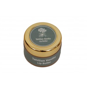 Buy Roots & Above Ayurvedic Tahitian Vanilla Lip Butter - Nykaa