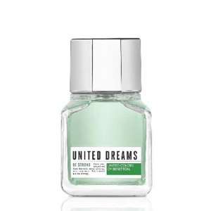Buy United Colors Of Benetton United Dreams Be Strong Eau De Toilette - Nykaa
