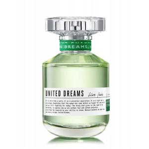 Buy United Colors Of Benetton United Dreams Live Free Eau De Toilette - Nykaa