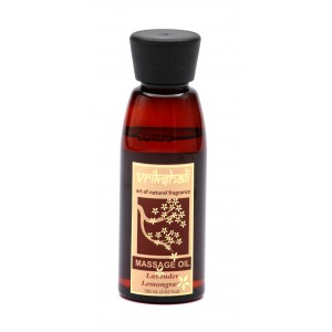 Buy Vrikshali Lemongrass Massage Oil - Nykaa