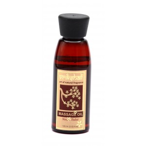 Buy Vrikshali Neem Tulsi Massage Oil - Nykaa
