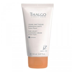 Buy Thalgo Pure Velvet Cleansing Cream - Nykaa