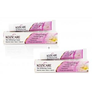 Buy West Coast Kozicare Skin Whitening Cream (Pack of 2) - Nykaa