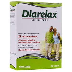 Buy West Coast Diarelax Original 30 Tablets - Nykaa