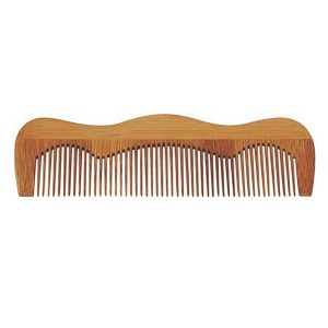 Buy Babila Dressing Comb Half Coarse & Half Fine Toothed Medium - Nykaa