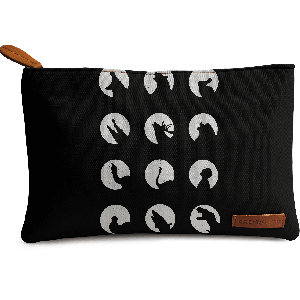 Buy DailyObjects Wolfs Night Off Carry-All Pouch Medium - Nykaa