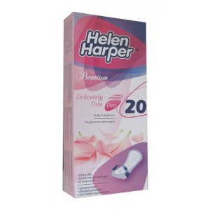 Buy Helen Harper Delicately Thin Deo Daily Pantyliners 20s - Nykaa