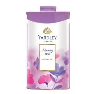 Buy Yardley London Morning Dew Perfumed Talc - Nykaa