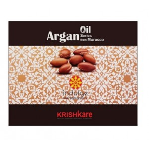 Buy Krishkare Argan Oil Hair Protection Kit  - Nykaa