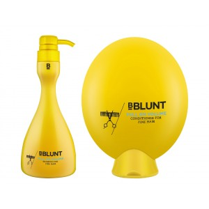 Buy BBLUNT Full On Volume Shampoo + Conditioner, For Fine Hair - Nykaa