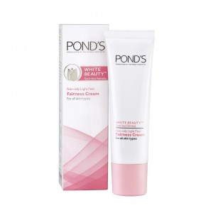 Buy Ponds White Beauty Spot-Less Fairness Non-Oily Light Feel Cream - Nykaa