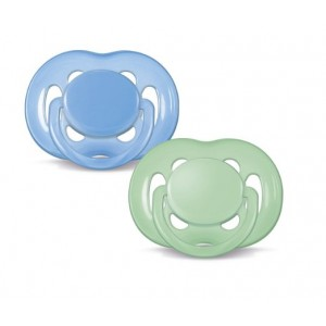 Buy Philips Avent Freeflow Pacifiers - Nykaa