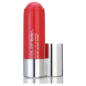 Buy Colorbar All Day Lip & Cheek Color Blush Stick - Nykaa