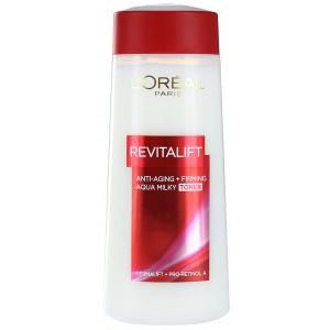 Buy Herbal L'Oreal Paris Dermo-Expertise Revitalift Anti-Aginge + Firming Aqua-Milky Toner - Nykaa