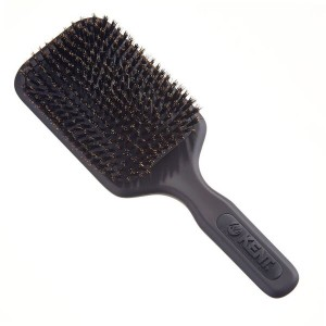 Buy Kent AH12 Pure Bristle Extra Large Paddle Brush - Black - Nykaa