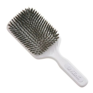 Buy Herbal Kent AH12 Pure Bristle Extra Large Paddle Brush - White - Nykaa