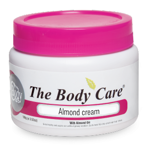 Buy The Body Care Almond Cream - Nykaa