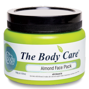 Buy The Body Care Almond Face Pack - Nykaa