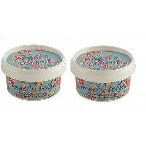 Buy Bomb Cosmetics Angel's Delight Body Butter Combo (Buy 1 Get 1 Free) - Nykaa