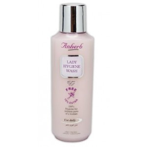 Buy Anherb Natural Lady Hygiene Wash - Nykaa