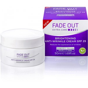 Buy Fade Out Extra Care Brightening Anti Wrinkle Cream - Nykaa